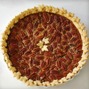 pecan pie (et sa touche de bourbon)