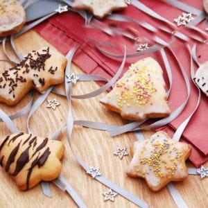 lebkuchen ou petits biscuits pain d'épices