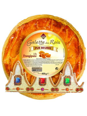 galette des rois pur beurre de leader price