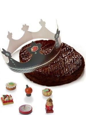 galette chocolatée de vincent guerlais