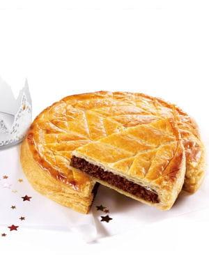 galette au chocolat aux noisettes gianduja de thiriet