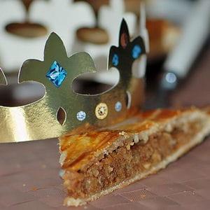 galette des rois noisettes & spéculoos