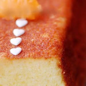 cake à la mandarine