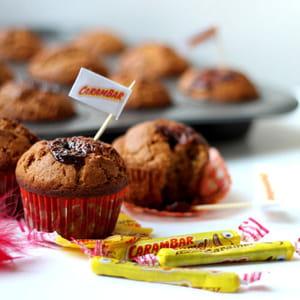 muffins régressifs au carambar