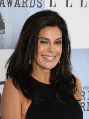 teri hatcher à la première d'independant spirit à los angeles.
