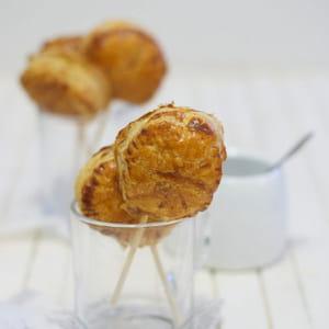 galettes de rois sucettes pistache