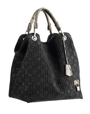 sac 'whisper gm' de louis vuitton