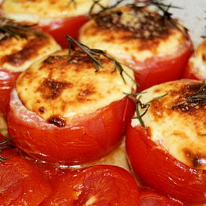 tomates à la ricotta