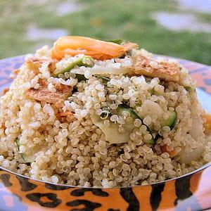 méli-mélo de légumes au quinoa
