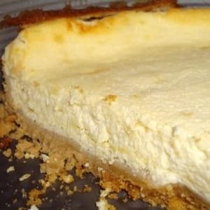 cheesecake light au sésame et au citron