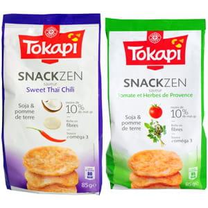 snackzen tokapi de marque repère