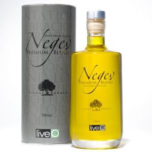 huile d'olive negev liveo