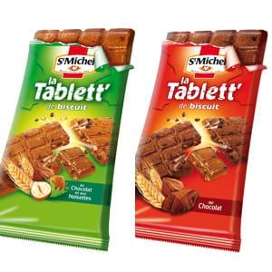 tablet' de biscuit st michelst michel