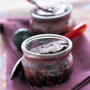 plum-pudding aux noix