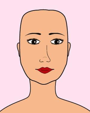 coiffure femme pour visage carre