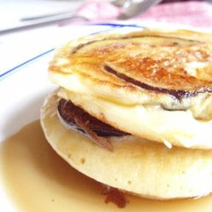 pancakes aux figues