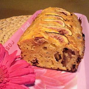 cake d'automne sucré-salé
