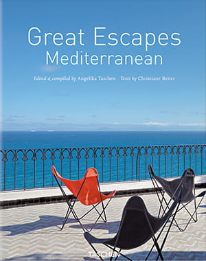 'great escapes mediterranean' d'angelika taschen et christiane reiter