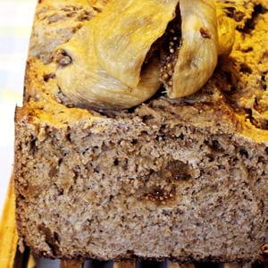 pain complet aux figues