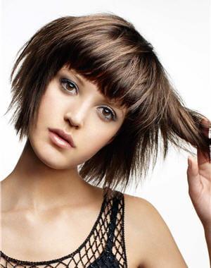 Court rock coiffure les tendances printemps t 2010 journal des femmes - Coiffure rock femme ...
