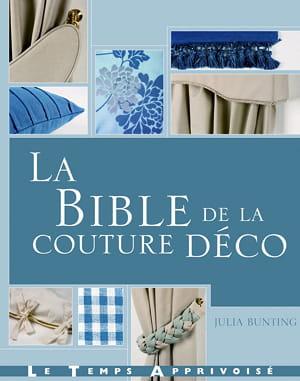 La bible de la couture d co le livre de la semaine journal de - Journal des femmes deco ...