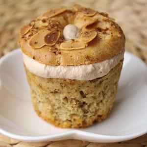 muffin façon paris-brest