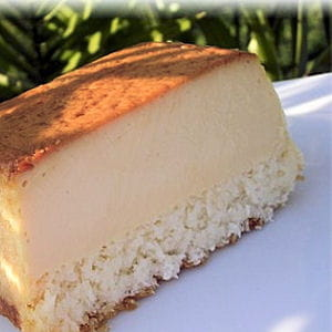 flan antillais