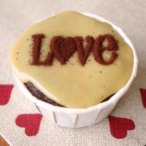 cupcakes hot chocolate et leur confiture de lait