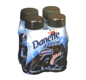 la danette à boire, lancée en 1998, n'a pas convaincu les fans de la marque.