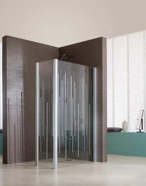 ultra moderne douche l 39 italienne l gance dans la salle de bains journal des femmes. Black Bedroom Furniture Sets. Home Design Ideas