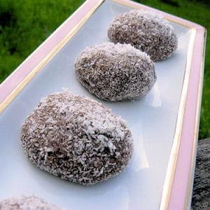 perles chocolat-coco