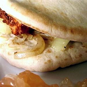 sandwich au poulet tandoori