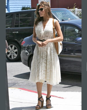 eva mendes,  hollywood le 19 juin 2010 