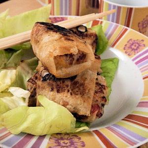 Nems au poulet et aux l gumes 40 recettes malignes pour - Comment cuisiner des restes de poulet ...