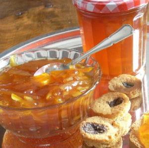 marmelade aux trois agrumes
