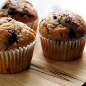 muffins à la datte