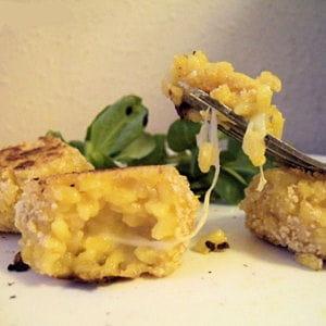 arancinis la mozzarella