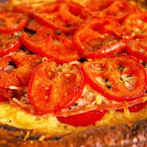 tarte provençale piquante