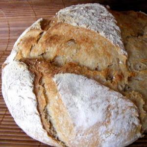 pain au levain déshydraté