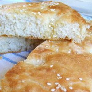 pain à l'huile d'olive