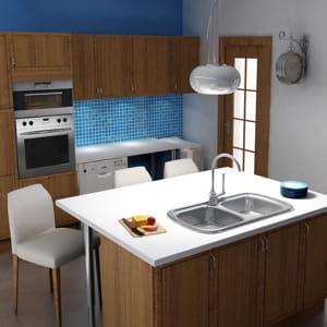 am nager un rangement sous un plan de travail questions de lectrices r ponse d 39 une. Black Bedroom Furniture Sets. Home Design Ideas