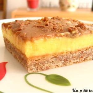 gâteau aux daims