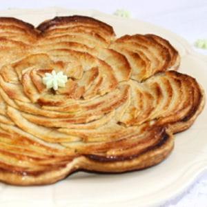 tarte simplissime aux pommes