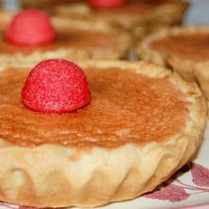 tartelettes aux fraises tagada