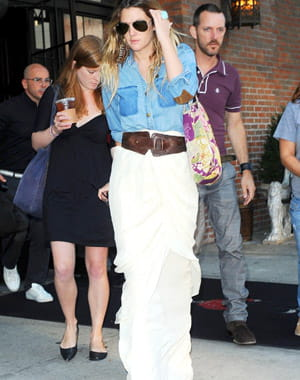 drew barrymore le 31 août 2010 à new york