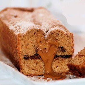 cake aux spéculoos