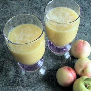 smoothie au gingembre
