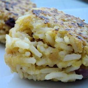 boulettes de lentilles corail et riz