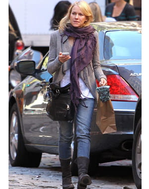 naomi watts le 8 octobre 2010  new-york 