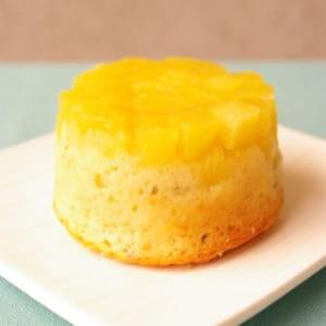 muffins sans dessus dessous à l'ananas et aux noix